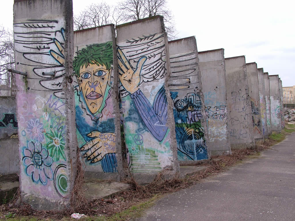 Photo: Near Bernauer Straße, 2006