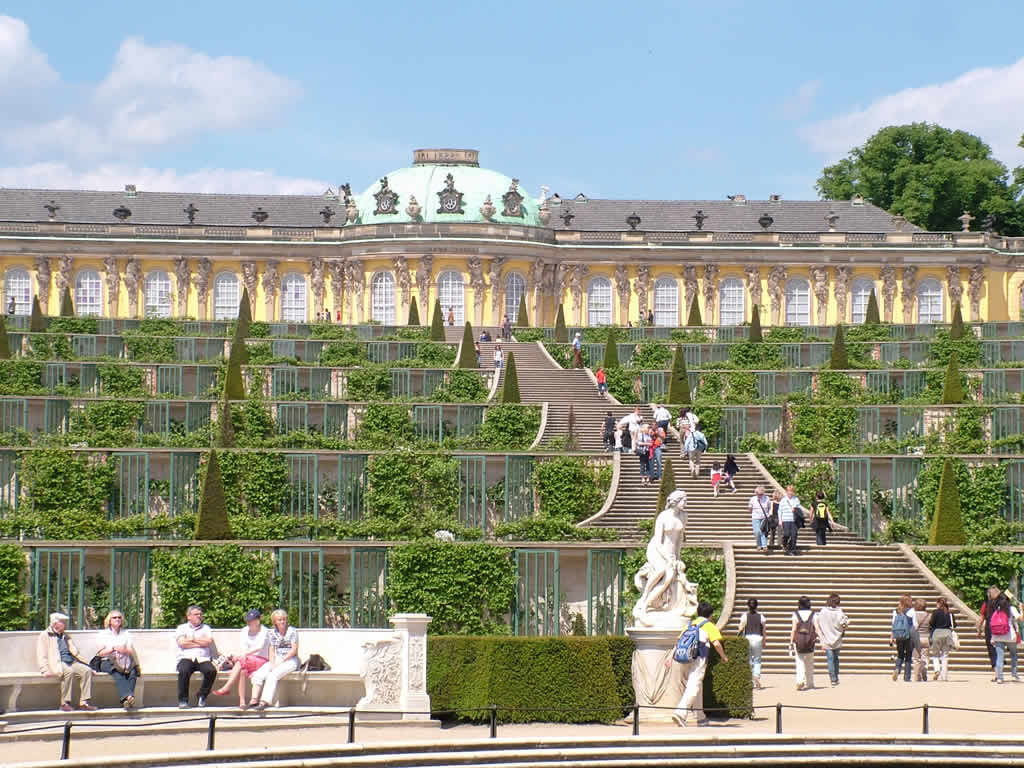 Photo: Sanssouci, Potsdam