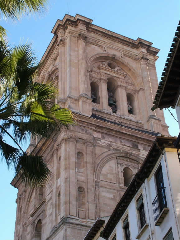 Photo: Cathedral, Granada