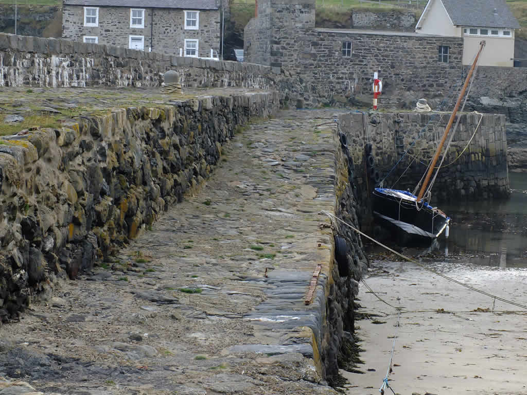 Photo: Portsoy Harbour