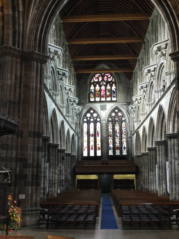 Photo: Paisley Abbey