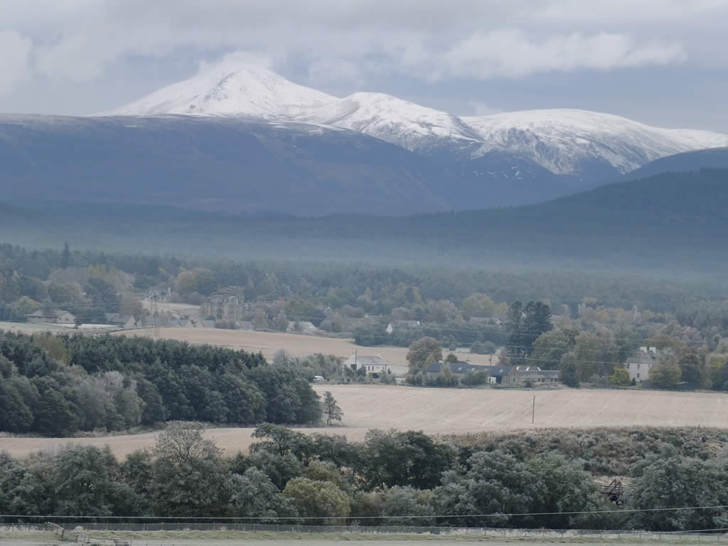 Photo: Cairngorms