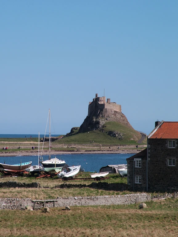 Photo: Lindisfarne - Holy Isle