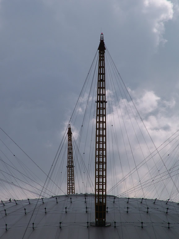Photo: Millenium Dome