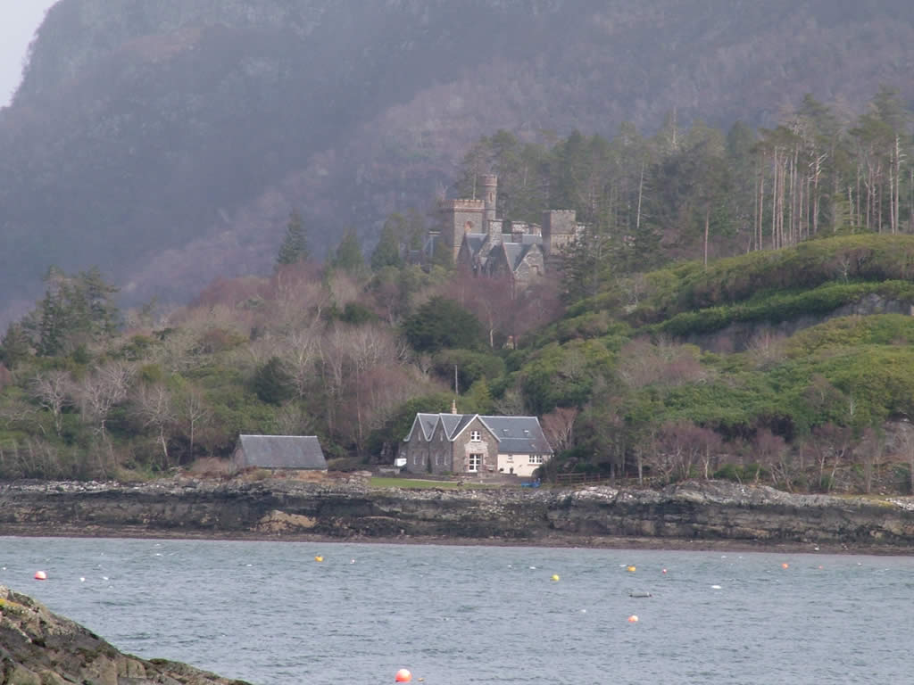 Photo: View from Plockton
