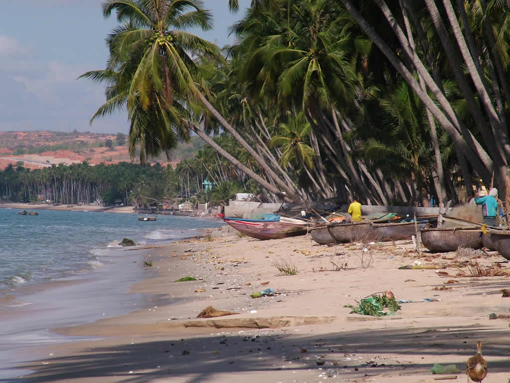 Photo: Mui Ne beach