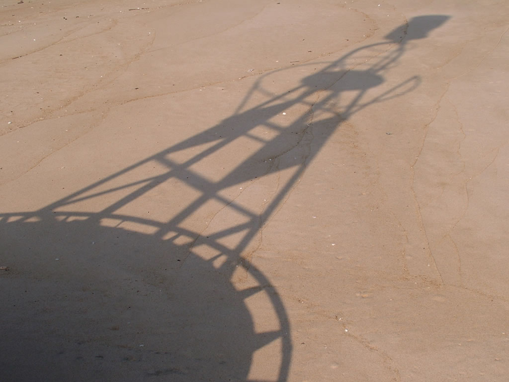 Photo: Shadow of Buoy, Dong Hoi